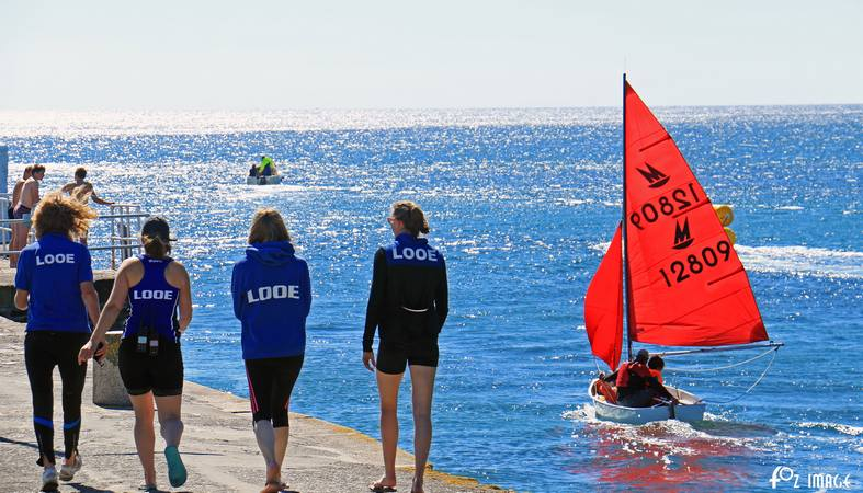 Looe Sailing Club - Saturday sail training